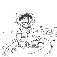 Best of Ernie and Bert booklet astronaut