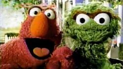 Elmo's Radio Control Roadway toy commercial