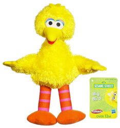 Sesame street pals big bird