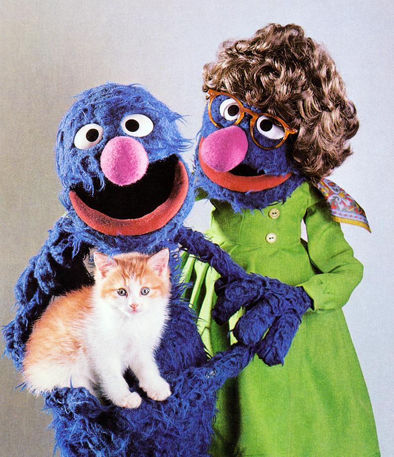 Grover's family