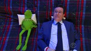 Late Show Colbert Kermit 2016-02-01.jpg
