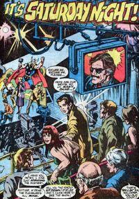 Marvel Team-Up 74