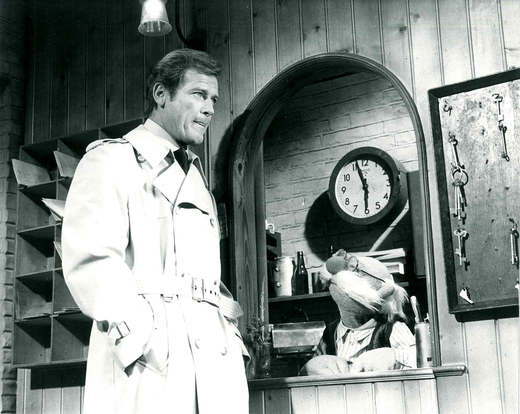 Episode 524: Roger Moore