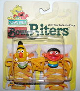 Bow biters 1997 ernie bert 1