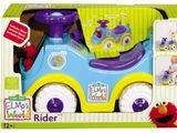 Sesame Street ride-on toys (Processed Plastic)