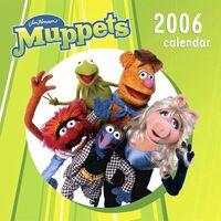 Muppets 2006 Calendar