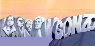 Romancing the Weirdo Mount Rushmore