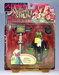 Tuxedo Kermit partial Toys R Us sticker