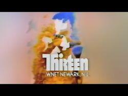 WNET Sign Off 1983 Big Bird