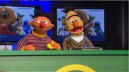 Ernie und Bert Hamburg Journal Sonderbriefmarke Sesamstraße beim NDR vorgestellt