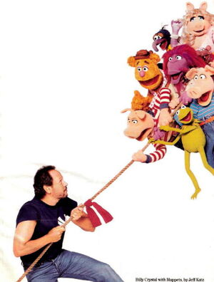 Muppets Tonight Billy Crystal.JPG