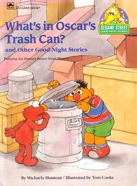 What's in Oscar's Trash Can? and Other Good-Night Stories