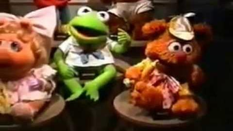 Museum of the Moving Image - Muppet Exhibition 1995