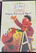 Singingdrawing HVN DVD