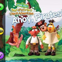 Bert and Ernie's Great Adventures iPad applications