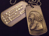 Muppets Tonight Clifford Dog Tags