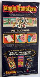 Magic transfers 2