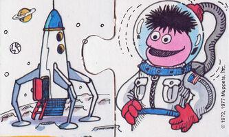 People In Your Neighborhood Match-Ups - Astronaut