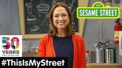 Sesame Street Memory Ellie Kemper ThisIsMyStreet