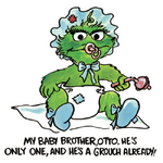 How to Be a Grouch - Otto