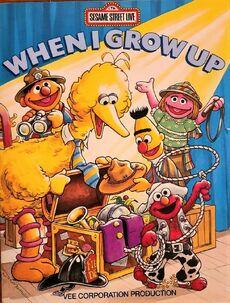 When I Grow Up (Sesame Street Live)
