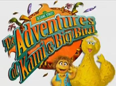 The Adventures of Kami and Big Bird