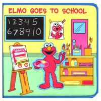 Elmo Goes to School