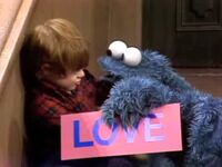 Muppet & Kid Moments: Cookie Monster