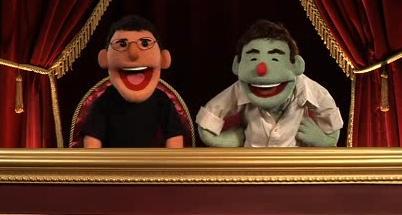 Tom Cruise Muppet