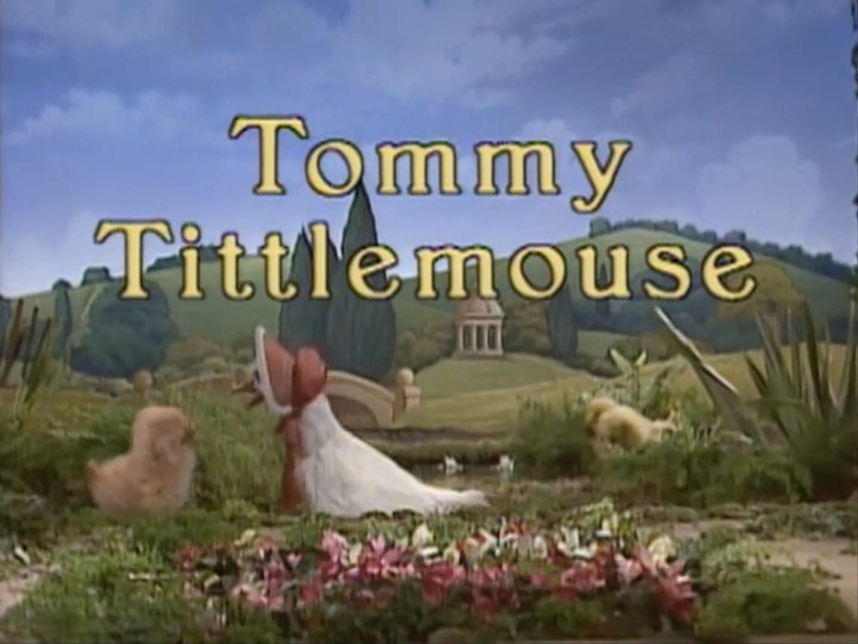 Episode 34: Tommy Tittlemouse
