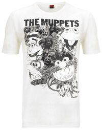 Mup beatles reolver spoof t-shirt