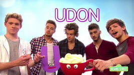 One direction sesame3