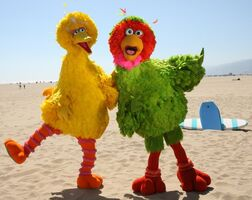 Big Bird and Abelardo Montoya 03