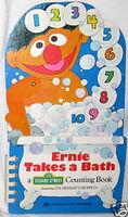 Ernie Takes a Bath