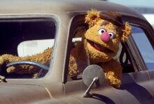 Fozzie muppet movie studebaker