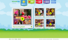 Sesame Go main page March 2014.png