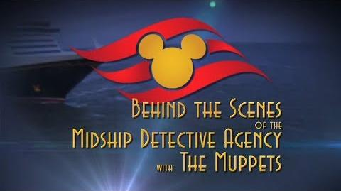 Behind the Scenes on Disney Fantasy Cruise Ship Game