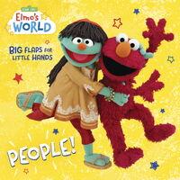 Elmos world people book