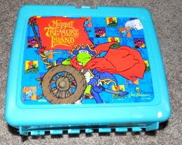 Thermos lunchbox treasure island mti