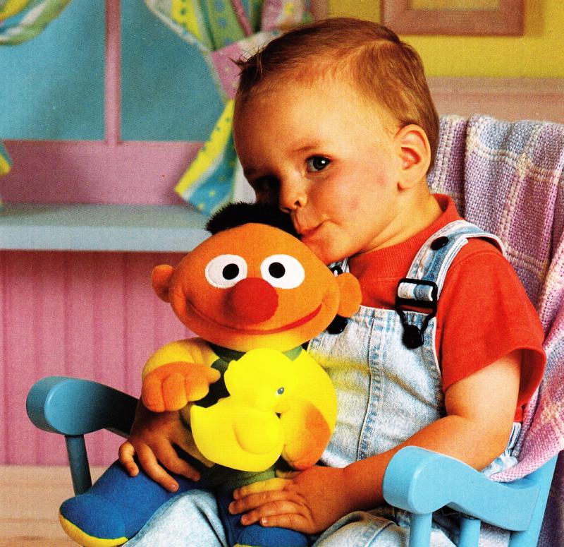 Beddy Bright Ernie