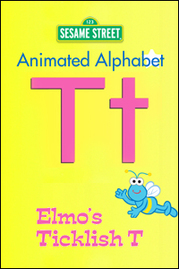 Elmo's Ticklish T
