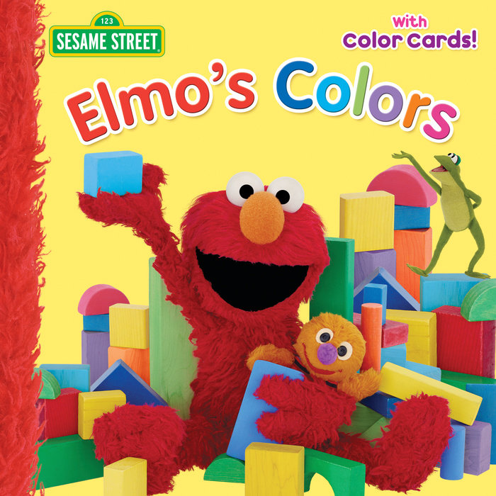 Elmo's Colors