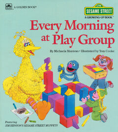 Every Morning at Play Group
