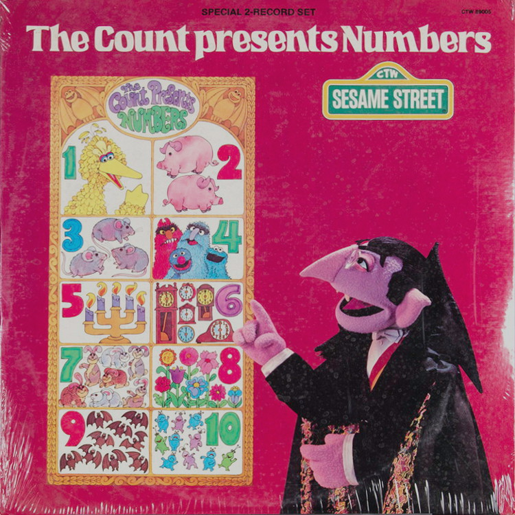The Count Presents Numbers