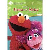 Elmoabbyandfriends backtoschool