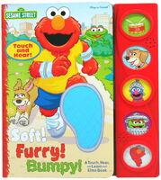 Soft! Furry! Bumpy!