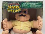 Talking Baby Sinclair Doll