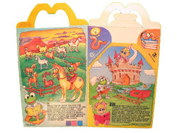 Muppet Babies Happy Meal box 1988 02b