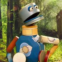 Tin Cookie Man