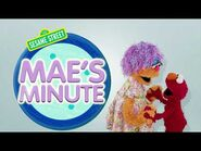 Mae's Minute- Supporting Elmo during COVID-19 - UNICEF
